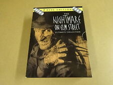 7-DISC ULTIMATE COLLECTION DVD BOX / THE NIGHTMARE ON ELM STREET
