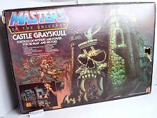 MOTU, Castle Grayskull, MIB, Mint in box, Masters of the Universe, complete, NIB