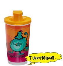 TUPPERWARE Willy & Friends Trinkbecher 350ml Willy der Drache