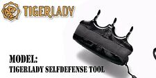 TIGERLADY SELF-DEFENSE CLAW / PERSONAL SECURITY / A JOGGERS WEAPON / SUPER SALE