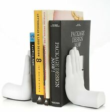 Tech Tools Desktop Madness Series Stop Hand Bookends HS-8003