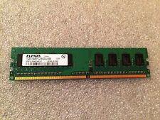 Memoria DDR2 Elpida EBE10UE8AEFA-8G-E 1GB PC2-6400 800MHz CL6 240 Pin