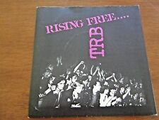 TOM ROBINSON BAND RISING FREE EP 4 SONGS RECORDED LIVE '77 UK IMPORT 33 1/3 RPM