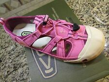 NEW KEEN CORONADO SANDALS GIRLS YOUTH  6 / WOMENS 8 ORCHID/RASPBERRY free ship
