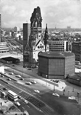 B47132 Berlin Gedachtniskirche car voiture autobus  germany
