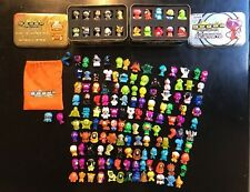 Huge Collection Of 150+ Gogos Crazy Bones Plus Gold Collectors Tons