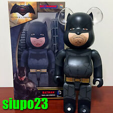 Medicom 400% Bearbrick ~ DC Comics Batman Be@rbrick Batman vs Superman Ver