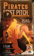 Pittsburgh Pirates 2012 First Pitch Magazines Joel Hanrahan Issue #2