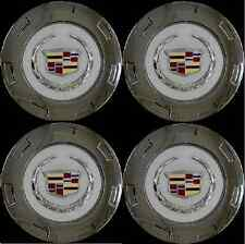 "07-14 CADILLAC ESCALADE COLORED CREST 22"" for 7 SPOKE WHEEL CENTER CAP 9596649"