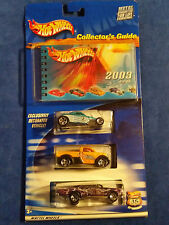 2003 Hot wheels collectors guide 35th anniversary