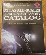 ATLAS 2015 ALL-SCALES Track & Accessory CATALOG Track, Layouts & Accessories