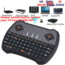 10M Wireless Mini Keyboard Touchpad Mouse For PC Android TV Box XBox360 Smart TV