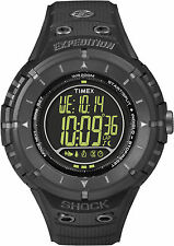 Timex Expedition T49928, Digital Compass watch, Night Light, 200M, Shock ResistC