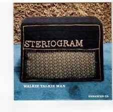 (FA849) Steriogram, Walkie Talkie Man - 2004 DJ CD