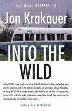INTO THE WILD by author Jon Krakauer FREE USA SHIPPING