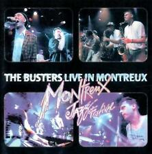 BUSTERS, THE Live in Montreux CD