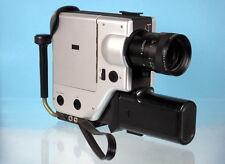 Braun Nizo 1048 sound Super 8 Kamera camera defekt defective - (15589)