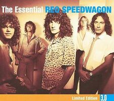The Essential 3.0 REO Speedwagon (Eco-Friendly Packaging); 2009 CD, Hard Rock, S