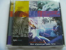 JONATHAN STARKEY CLASSICAL JAZZ TRIO KPM  RARE LIBRARY SOUNDS MUSIC CD