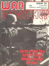 WAR MONTHLY 29 MONTE CASSINO ITALY 1944 / Q-SHIPS / SEVASTOPEL / MG42 / HELO GUN