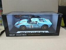 Shelby Collectibles 1/18 DieCast 1966' Ford GT-40 MK-II