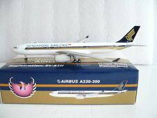 Phoenix Singapore Airlines Airbus A330-300, Reg.# 9V-STH, 1:400 Scale, Very RARE
