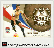 2007-08 Select A League Medal Winners M4 Nick Carle (Goal Of The Year)