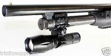 Savage Arms 320 12 Gauge Shotgun 1000 lumen flashlight combo.