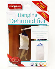 Hanging Dehumidifier, Ideal for Wardrobes, caravans & Cars ETC