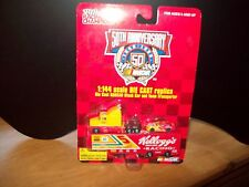 TERRY LABONTE 1:144 SCALE NASCAR HAULER AND REGULAR CAR 1998 RACING CHAMP