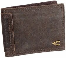 CAMEL ACTIVE  / Wallet / Purse / Brand New / Brown Leather