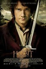 Hobbit: An Unexpected Journey - Movie Poster Flyer - Advance - Original 11.5x17""