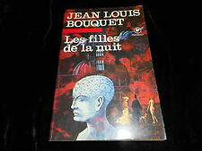 Marabout Bibliothèque 641 : Jean Louis Bouquet : Les filles de la nuit TBE
