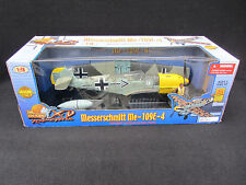Ultimate Soldier -German ME-109E-4 Fighter    OUT OF PRODUCTION  RARE   1/18