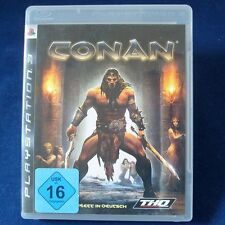Ps3-PlayStation ► Conan ◄ completo alemán