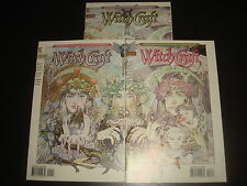 WITCHCRAFT #1,2,3 Full Set James Robinson DC Vertigo Comics 1994 NM
