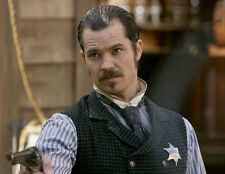 Timothy Olyphant UNSIGNED photo - E364 - Deadwood