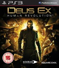 Deus Ex Human Revolution | PlayStation 3 PS3