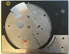 GOLDRING LENCO B55 VINTAGE SWISS TURNTABLE TOP PLATE CHASSIS