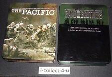 BAND of BROTHERS & THE PACIFIC 12-Discs Blu-ray Set STEELBOOK