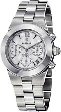 *NEW* Concord Mariner Mens Silver Dial Swiss Chronograph Automatic Watch 0310107