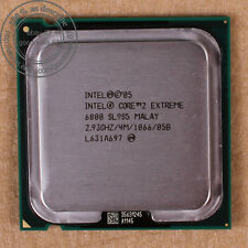 Intel Core 2 Extreme X6800 - 2.93GHz Socket LGA 775 SL9S5 Desktop CPU 1066 MHz