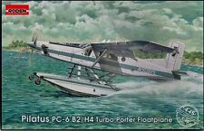 Roden 1/48 Pilatus PC-6/B2-H4 Floats # 445