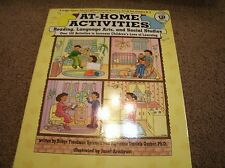 At-Home Activities for Reading, Language Arts, and Social Studies : Hundreds...
