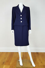 *YVES SAINT LAURENT* RIVE GAUCHE VINTAGE SKIRT SUIT