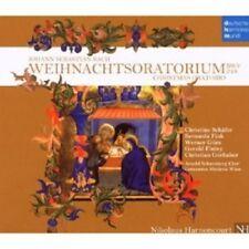 NIKOLAUS HARNONCOURT/CMW - J.S. BACH-WEIHNACHTS-ORATORIUM (GA)  2 CD  CHOIR NEU