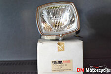 YAMAHA GENUINE NOS V50 V70 V80 HEAD LIGHT PN 3E1-84110-10
