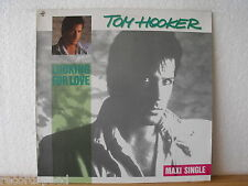 """★★ 12"""" Maxi - TOM HOOKER - Looking For Love - 5:33 min - Baby Records 1986"""