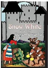 Shape Bks.: Snow White and the Seven Dwarfs: a Shape Book by Brothers Grimm...