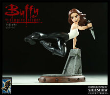 ELECTRIC TIKI SIDESHOW BUFFY THE VAMPIRE SLAYER FAITH Maquette STATUE White